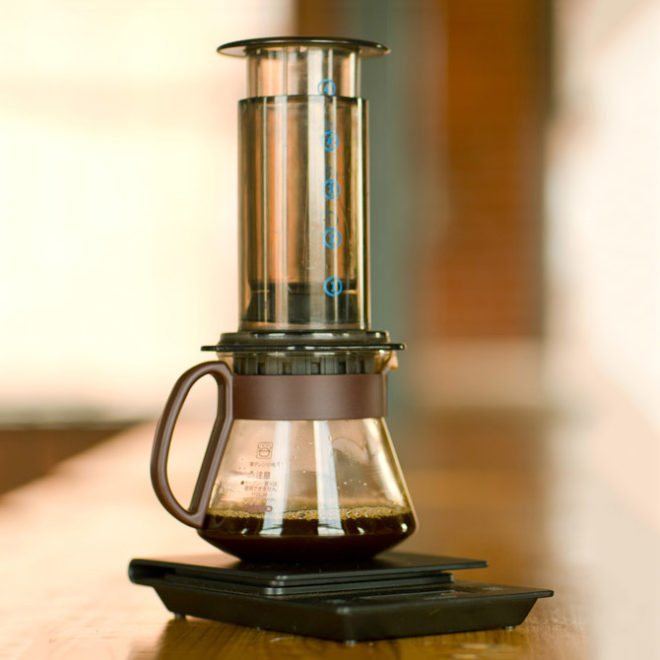 What is an Aeropress?