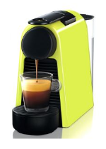 NESPRESSO Essenza Mini D30 Green Coffee Machine