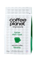 Coffee Planet 100% Arabica ITALIAN Beans, 250gm