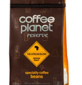 Coffee Planet African Blend Specialty Coffee Beans