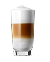 JURA Latte Macchiato Glass Set Of 2