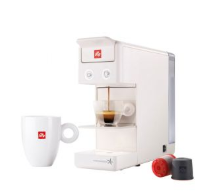 Skip to the end of the images gallery Skip to the beginning of the images gallery Illy Y3.2 IperEspresso Machine White