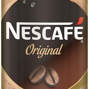 Nescafe Ready To Drink Original Chilled Coffee Can 240ml (6 Cans)