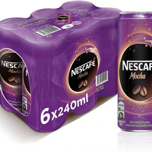 Nescafe Ready To Drink Mocha Chilled Coffee,