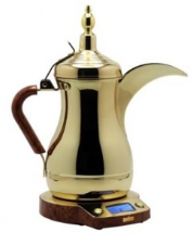 Deem Dalla Electric Arabic Coffee Maker 1L 1000W - Gold