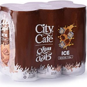 City Cafe' - Ice Coffee - Mocha