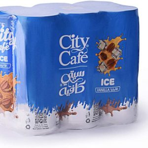 City Cafe' - Ice Coffee - Vanilla