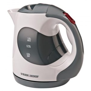 BLACK+DECKER Concealed Coil Electric Kettle 1L
