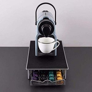 Joyevic Stylish Coffee Capsule Nespresso Holder for Capsules