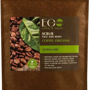 Organic Scrub For Face And Body Original Coffee (40g)